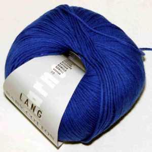 Baby Cotton Blau