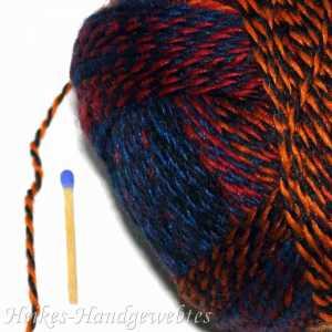 Herbstsonne - Zauberball Stärke 6