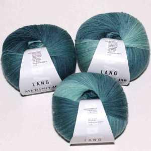 Merino 400 Lace Color Mint