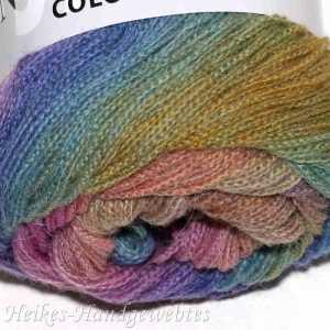 Novena Color Rosa-Violett-Blau