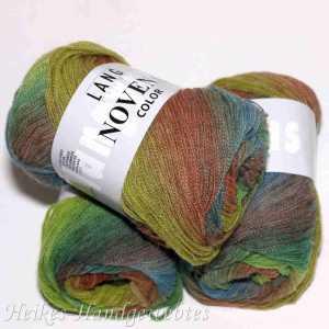 Novena Color Rost-Hellgrün-Blau