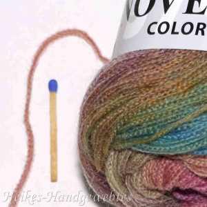 Novena Color Mint-Rosa-Hellblau