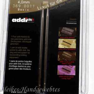 addiClick Basic - Ersatzspitzen 4