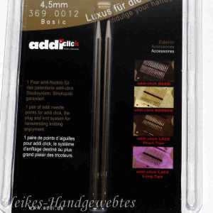 addiClick Basic - Ersatzspitzen 4,5