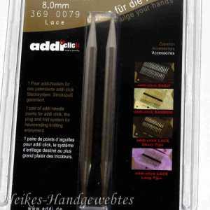 addiClick LaceLong - Ersatzspitzen 8