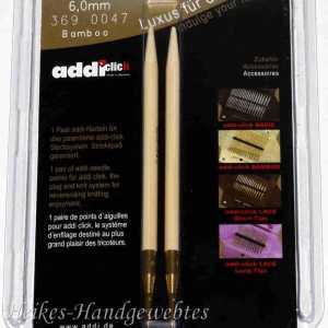 addiClick Bamboo - Ersatzspitzen 6