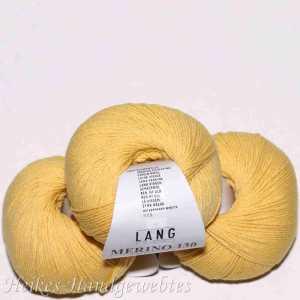 Merino 130 compact Gelb
