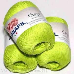 Cheope Limonengrün