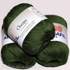 Cheope dunkles Waldgrün