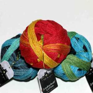 Zauberball Cotton Echte Abwechslung