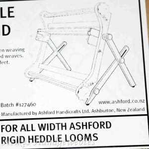 Ashford Rigid Heddle Tischständer