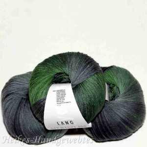 Merino 400 Lace Color Grün-Grau