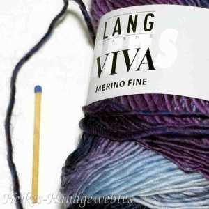 Viva Jeans dunkel-Lila-Petrol