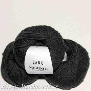 Merino+ Dunkelgrau mélange