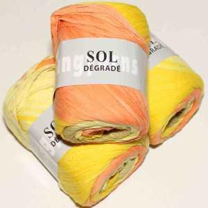 Sol Dégradé Gelb-Gold