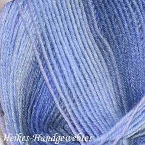 Super Soxx Color 4-fach Blau