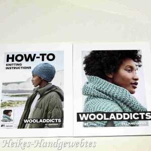 #1 WOOLADDICTS by Lang Yarns