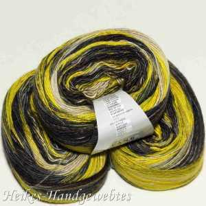 Dipinto Gelb-Grau-Beige