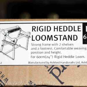 Ashford Rigid Heddle Standfuß RHLS12
