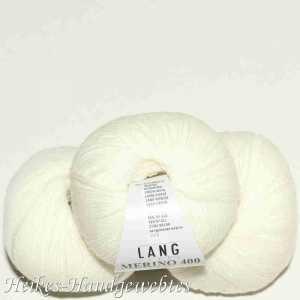 Merino 400 Lace Offwhite