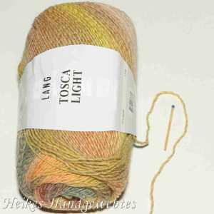 Lachs-Gelb-Grau Tosca Light