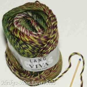 Viva Olive-Fuchsia
