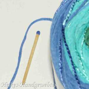 Bloom Smaragd-Blau