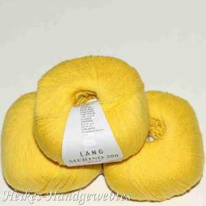 Citron Merino 200 Bebe