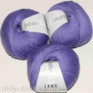 Baby Cotton Lila dunkel