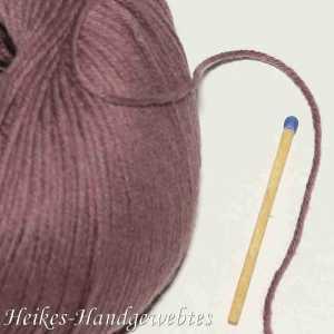 Baby Cotton Altrosa dunkel