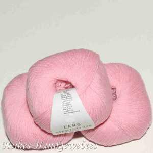 Rosa dunkel Merino 200 Bebe