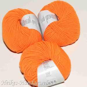 Merino 70 Orange neon