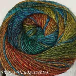 Orange-Violett-Smaragd Tosca Light