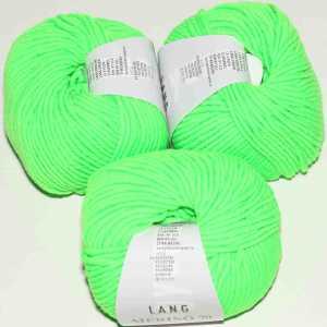 Merino 70 Hellgrün neon