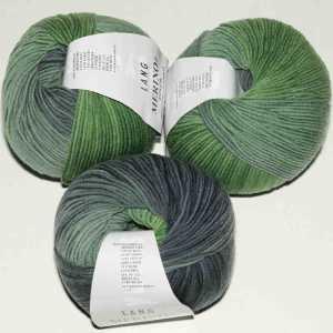 Merino+ Color Grün-Grau