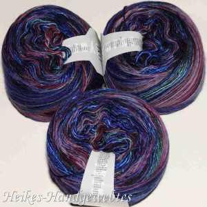 Mille Colori 200g-Blau-Lila-Jade