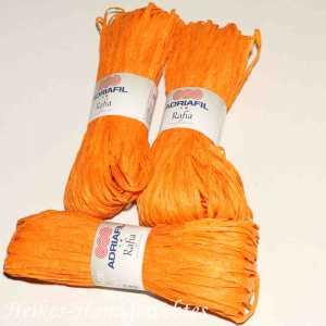 Rafia Orange