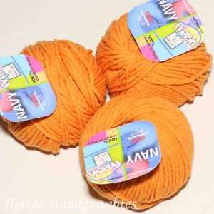 Navy Orange