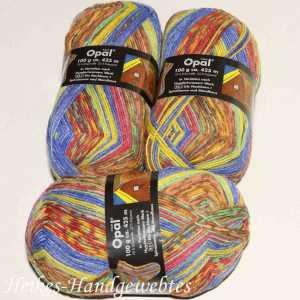 Opal Hundertwasser Spiralsonne und Mondhaus