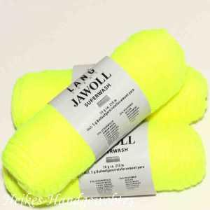 Jawoll Gelb neon