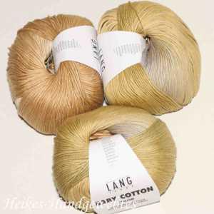 Baby Cotton Color Lachs