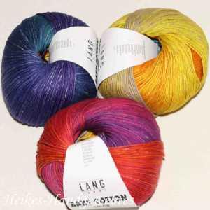 Baby Cotton Color Regenbogen