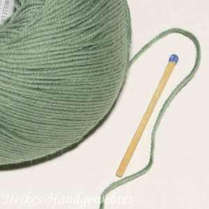 Baby Cotton Blassgrün