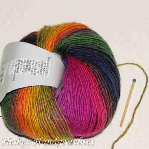 Mille Colori Baby Gelb-Violett-Grün