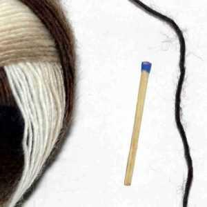Jawoll Magic Dégradé weiß-braun-blau