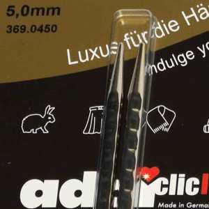 addiClick Novel Lace Long - Ersatzspitzen 5.5