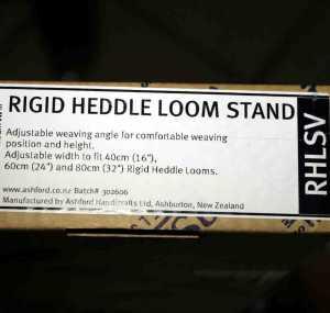 Ashford Rigid Heddle variabler Standfuß