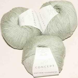 Cotton Cashmere Grün