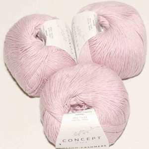 Cotton Cashmere Hellmalve