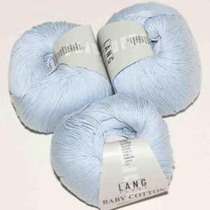 Baby Cotton Himmelblau
